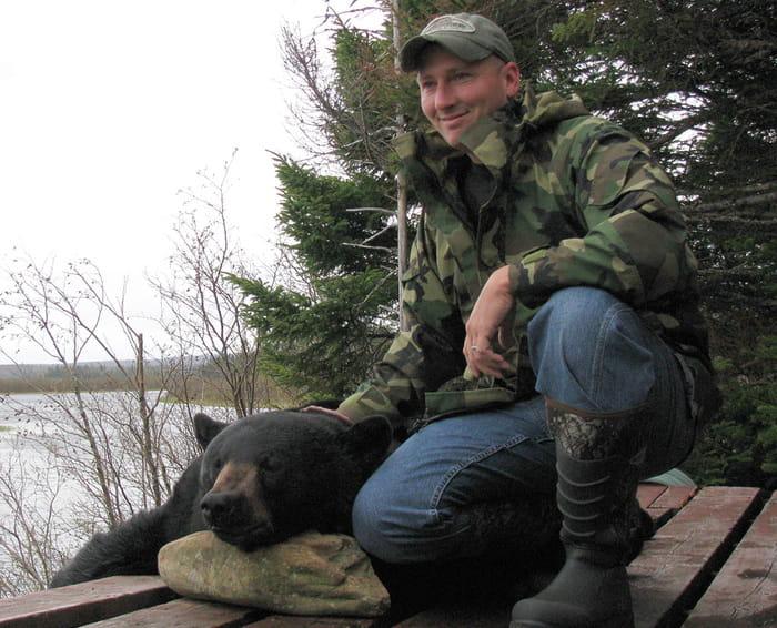 Black Bear Country